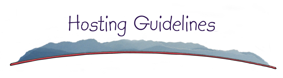 Hosting-Guidelines