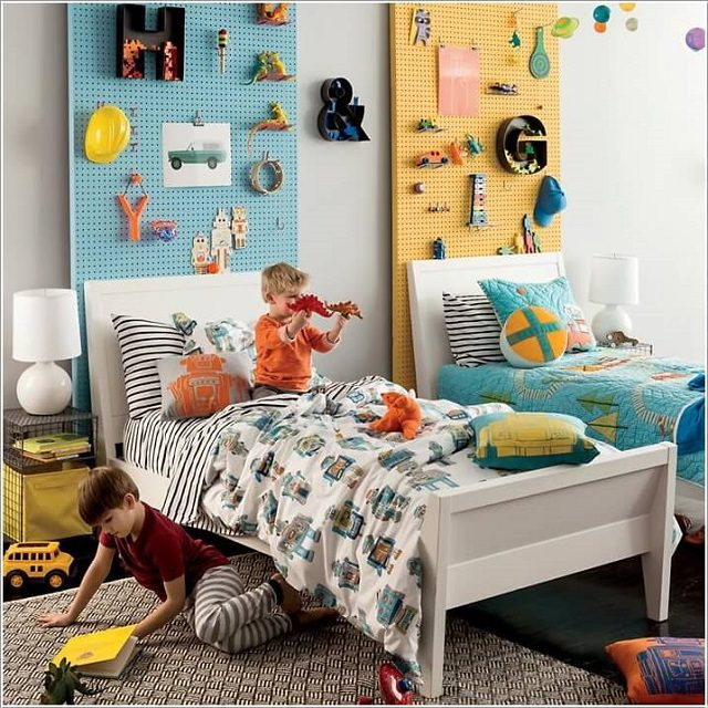 17 Clever Kids Room Storage Ideas  iCreatived