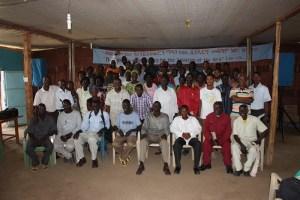 Ttrauma Workshop in Kakuma