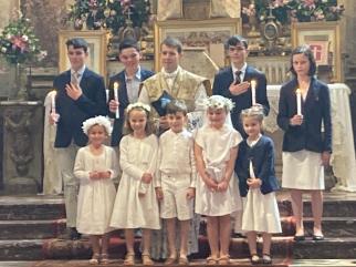 1ères communions 6