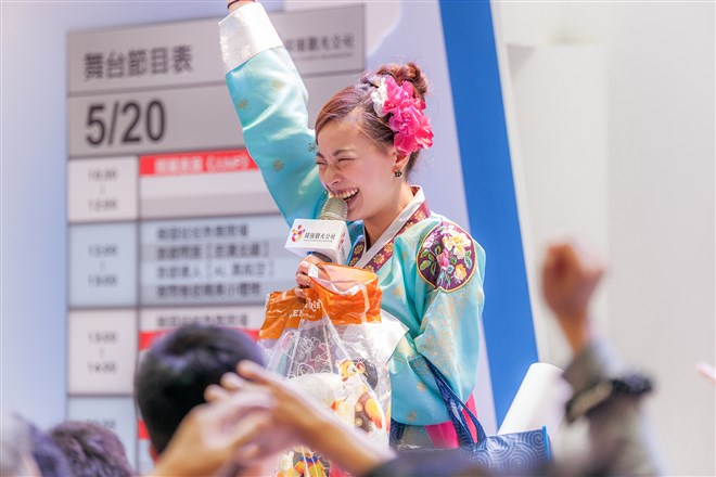 2016臺北國際觀光博覽會開幕首日隨拍564815-欣攝影-欣傳媒攝影頻道