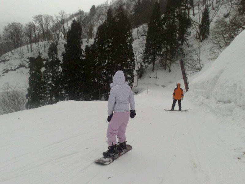 [雪場足跡]驚險萬分的一里野環山滑雪道-欣滑雪-讓我們一起滑雪趣-欣傳媒運動頻道