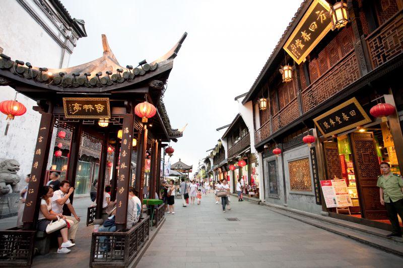 [浙江杭州]盡享山水與時尚購物趣-欣旅遊BonVoyage-欣傳媒旅遊頻道