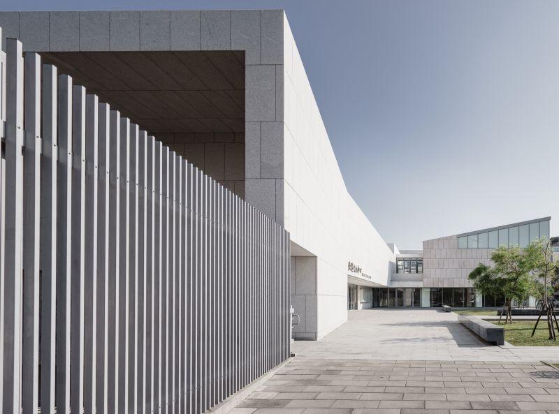 張瑪龍+陳玉霖聯合建築師事務所 MAYU architects+ 北港文化中心-欣建築-欣傳媒建築設計頻道