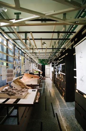 [何震寰+劉宛育]建築系畢展 讓建築更貼近生活-欣建築-欣傳媒建築設計頻道