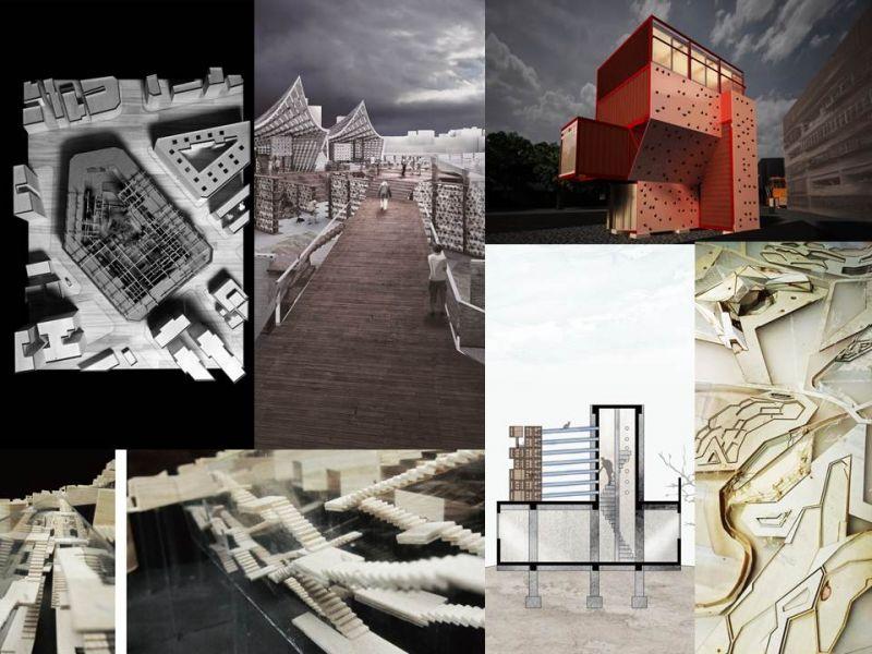 [北科大建築]北科大建築畢業設計作品 二-欣建築-欣傳媒建築設計頻道