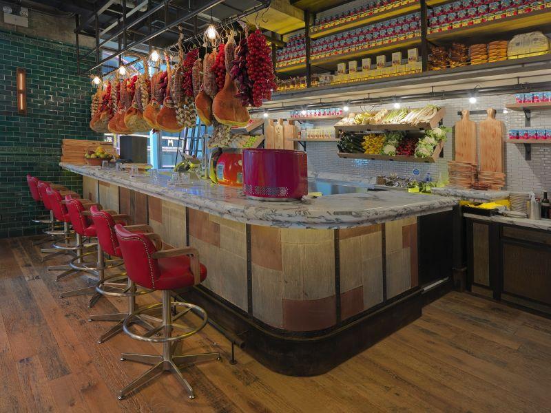 名廚Jamie Oliver 香港銅鑼灣分店開幕-欣旅遊BonVoyage-欣傳媒旅遊頻道