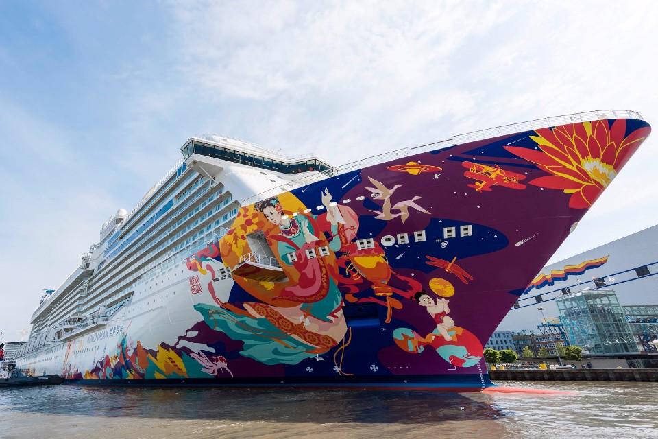 主題旅遊/星夢郵輪喜迎最新成員「世界夢號」 挑戰高規 雙郵輪服務亞洲-旅@天下-欣傳媒旅遊頻道