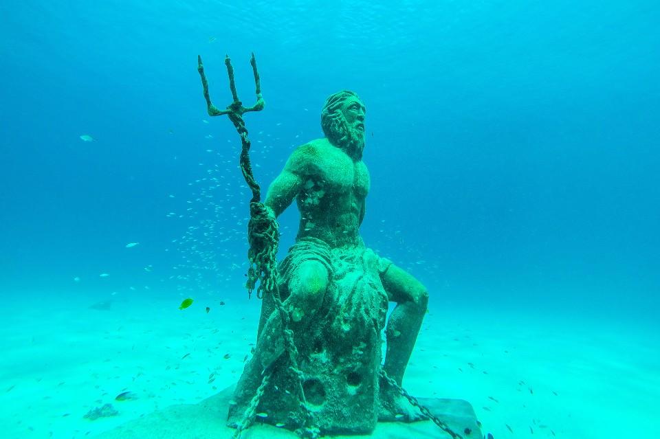 西方海神的故事:希臘神話波賽頓-欣臺灣-欣傳媒旅遊頻道