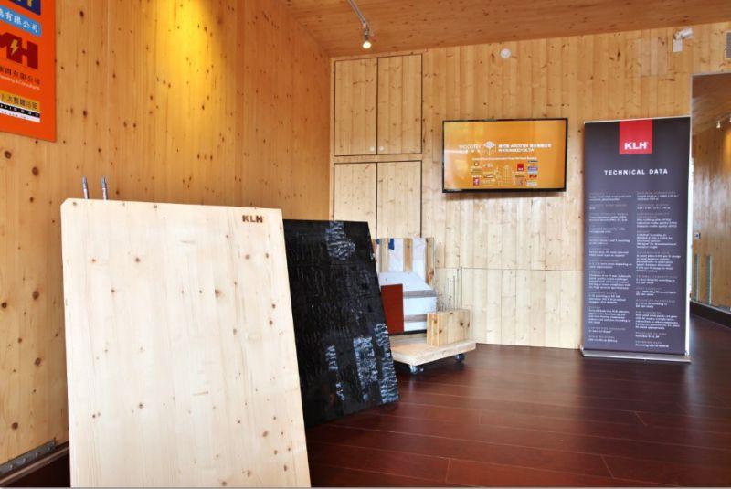 臺灣森科總部-臺灣(亞洲)第一棟高樓層縱橫多層次實木結構建築-欣建築-欣傳媒建築設計頻道
