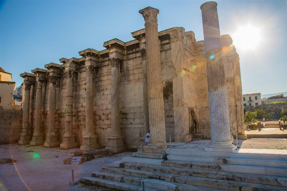 [遊記] 雅典四天三夜規畫 。重要古蹟 & 景點 & 路線 全介紹-我是賀禎禎-欣傳媒旅遊頻道
