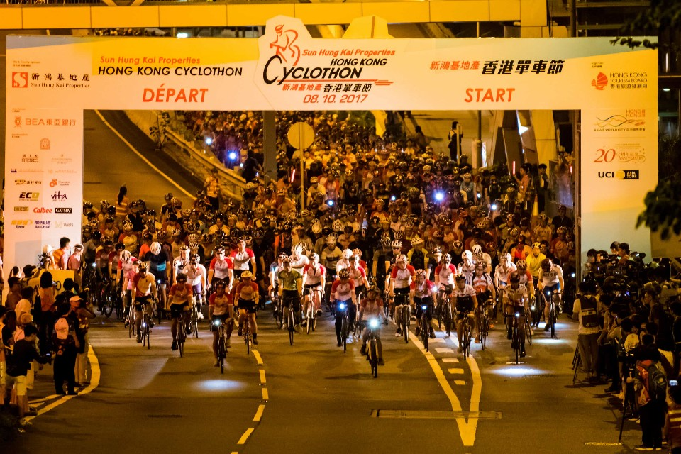 2018香港單車節引進Hammer Series與職業選手並肩馳騁-欣單車-單車讓生活更精采-欣傳媒運動頻道