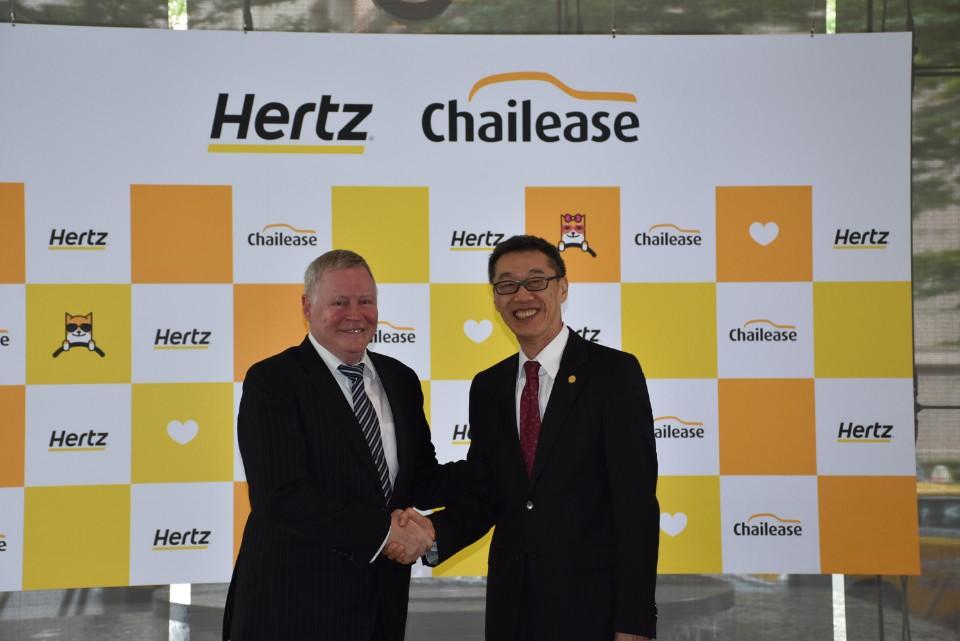 產業線上/中租租車攜手Hertz 雙品牌拓展租車市場-旅@天下-欣傳媒旅遊頻道
