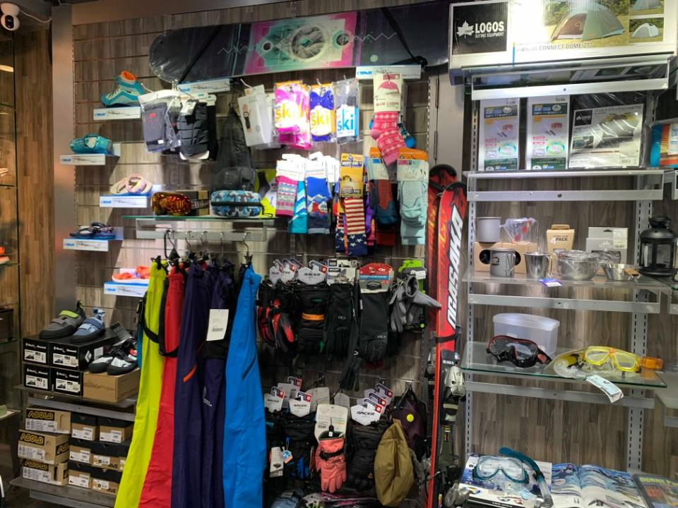 臺灣雪具店巡禮之六:The Prince Adventure王子登山滑雪用品(小巨蛋店)-欣滑雪-讓我們一起滑雪趣-欣傳媒運動頻道