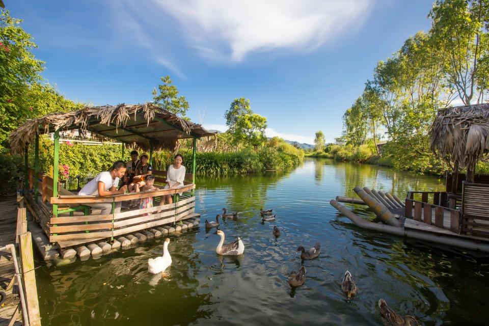 花蓮唯一野奢露營假期 理想大地搶攻頂級露營市場-欣臺灣-欣傳媒旅遊頻道