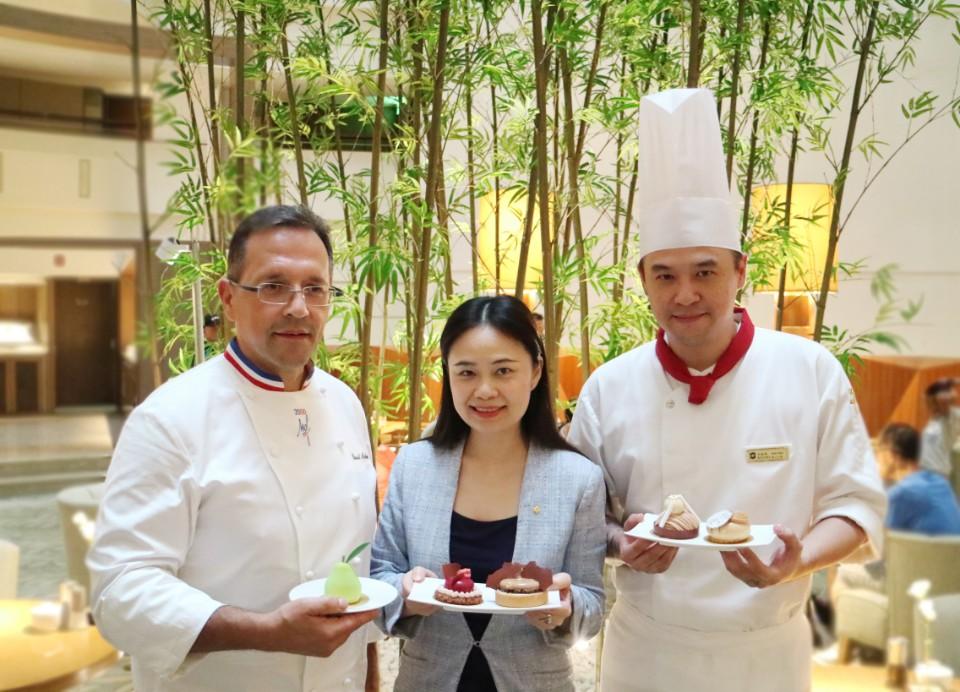 飯店新訊/香格里拉臺南遠東 首位臺籍總經理周麗華履新-旅@天下-欣傳媒旅遊頻道