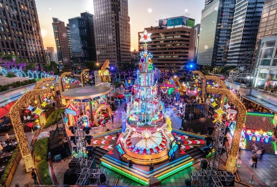 2019全臺聖誕節IG打卡景點懶人包(持續更新)-旅行GO了沒-欣傳媒旅遊頻道