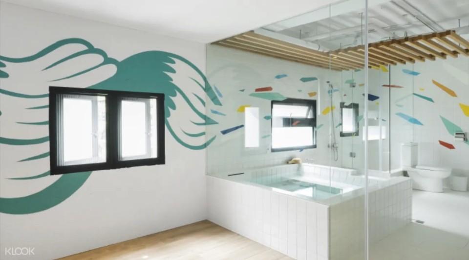到宜蘭「蔥澡」,讓泡湯變的好有文青感 - Yahoo奇摩新聞