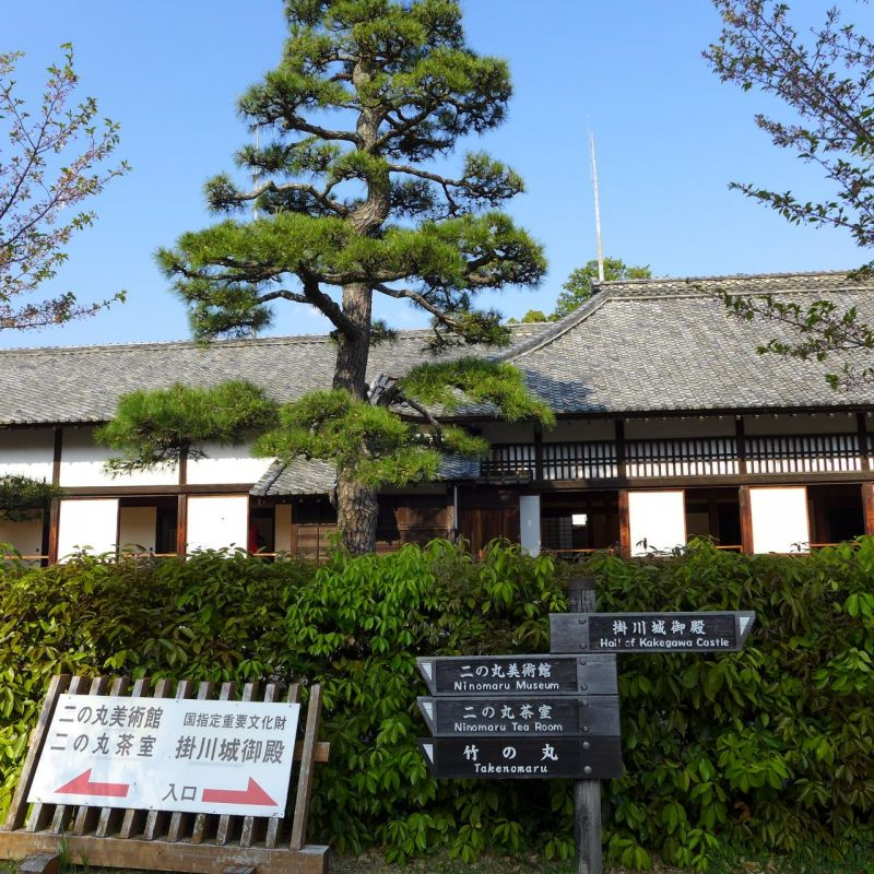 [靜岡][城池]山內一豐根據地——掛川城-欣日本-欣傳媒旅遊頻道