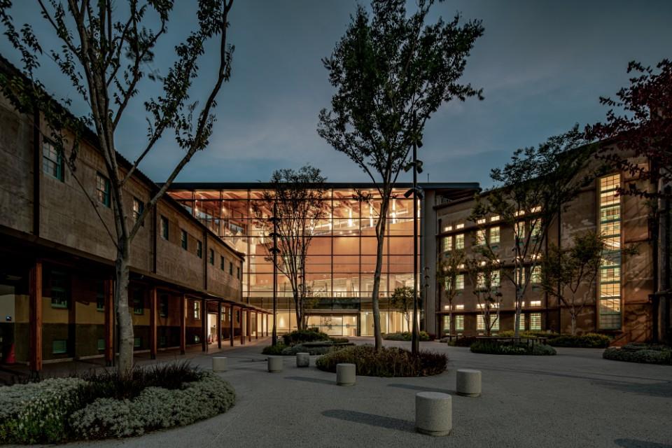 太研設計吳書原作品「嘉義市立美術館景觀設計」-欣建築-欣傳媒建築設計頻道