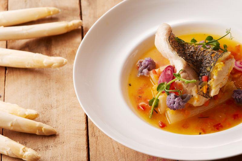 春季限定的鮮甜美味!白蘆筍寒舍艾麗酒店上桌-欣美食-欣傳媒生活頻道
