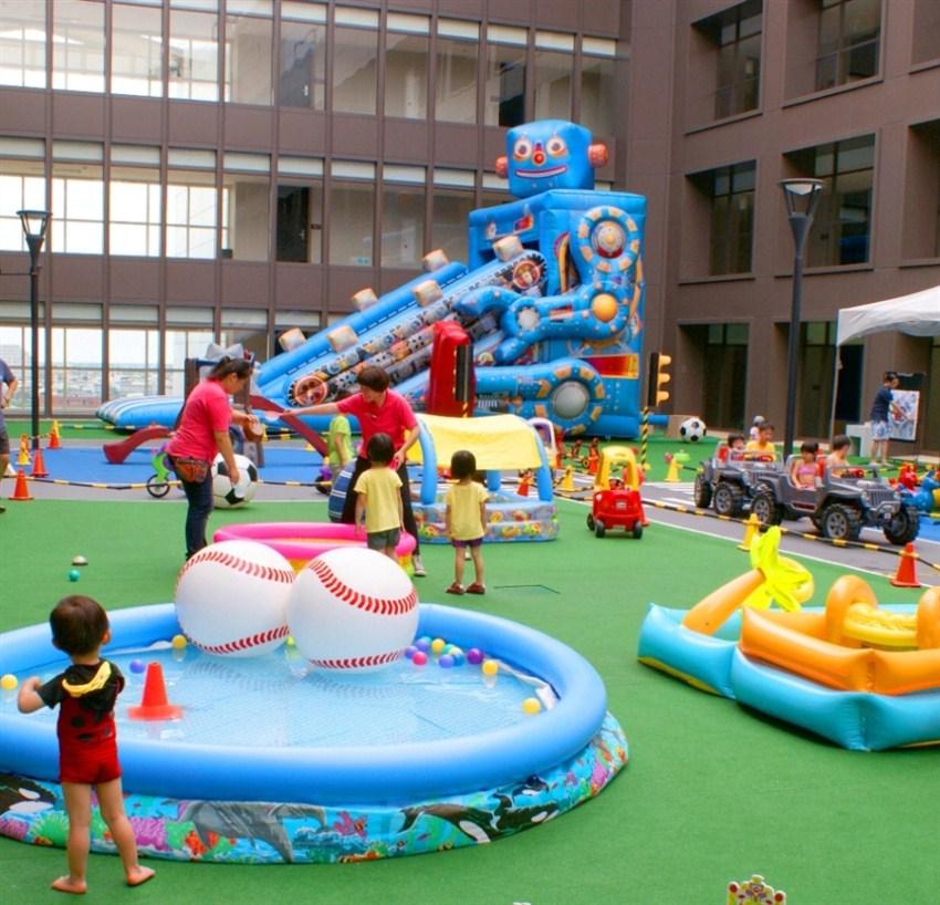 [親子度假嚴選]蘭城晶英酒店 多元遊戲設施打造親子度假樂園-欣旅遊BonVoyage-欣傳媒旅遊頻道
