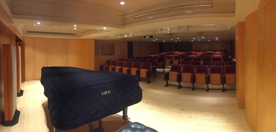 哪裡適合辦小型音樂會? 欣古典實地探訪臺北小型音樂會場地推薦-欣音樂-欣傳媒音樂頻道