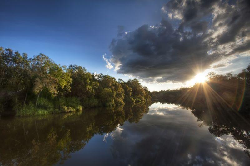 從紅土大陸闖進青山綠水 澳洲傳奇甘號列車-欣旅遊BonVoyage-欣傳媒旅遊頻道