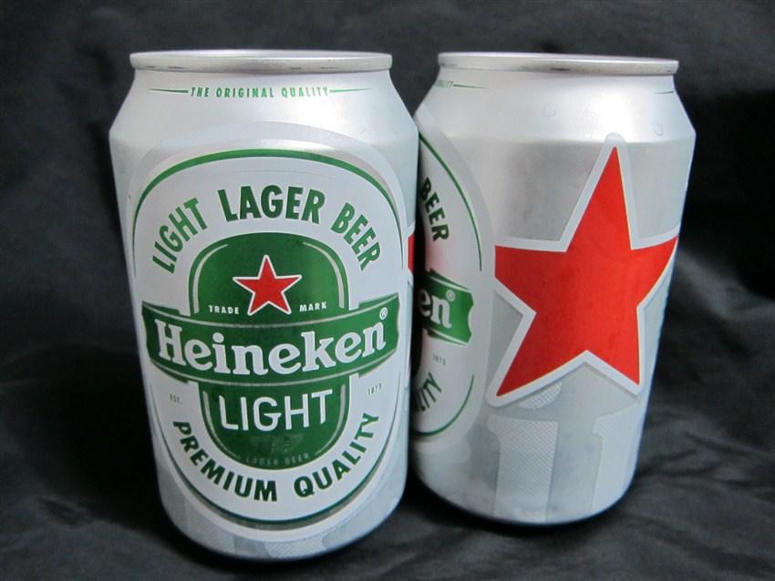 夏季啤酒 │ 海尼根Light 新上市 臺灣全球首賣-欣美食-欣傳媒生活頻道