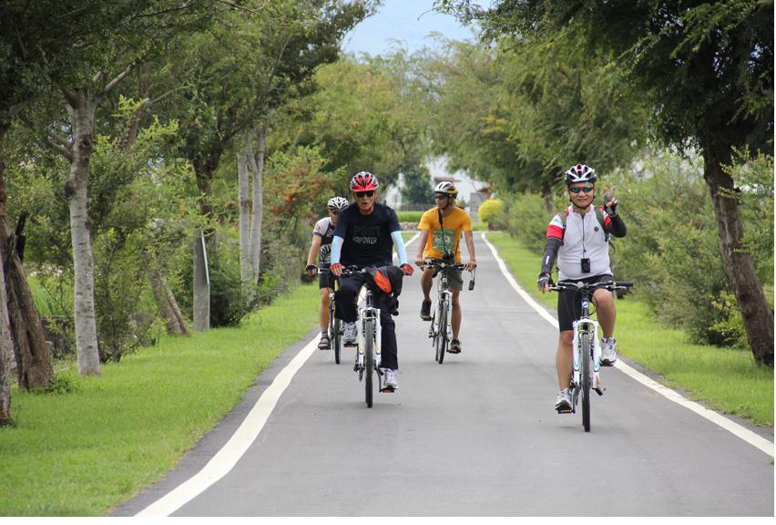 騎單車騎上鐵道 10大自行車道享美景-欣單車-單車讓生活更精采-欣傳媒運動頻道
