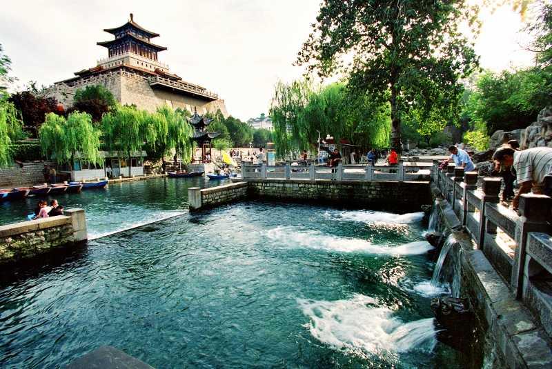 [山東濟南]樂遊泉城 天下無雙-欣中國-欣傳媒旅遊頻道
