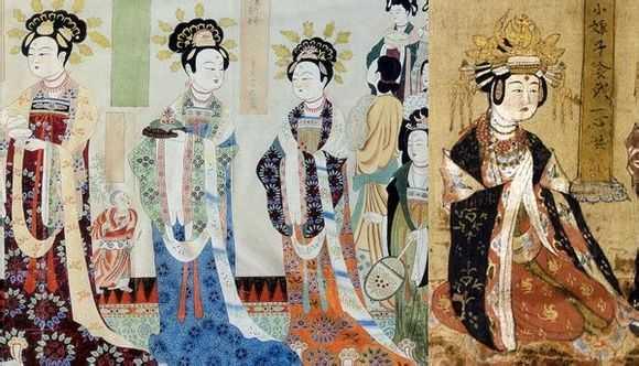 唐朝的白富美 - 從范冰冰看唐朝的豐腴美女怎麼穿衣服!-欣中國-欣傳媒旅遊頻道