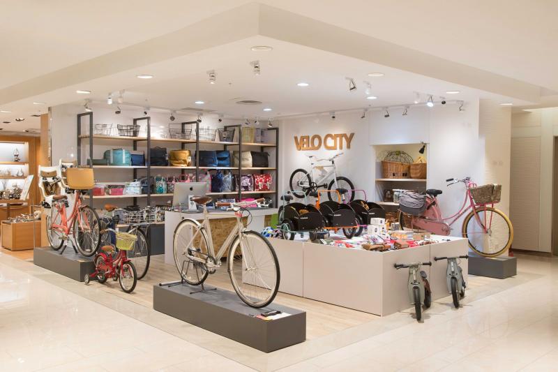 歐美單車風襲臺 VELO CITY坐落SOGO敦南精品館-欣單車-單車讓生活更精采-欣傳媒運動頻道