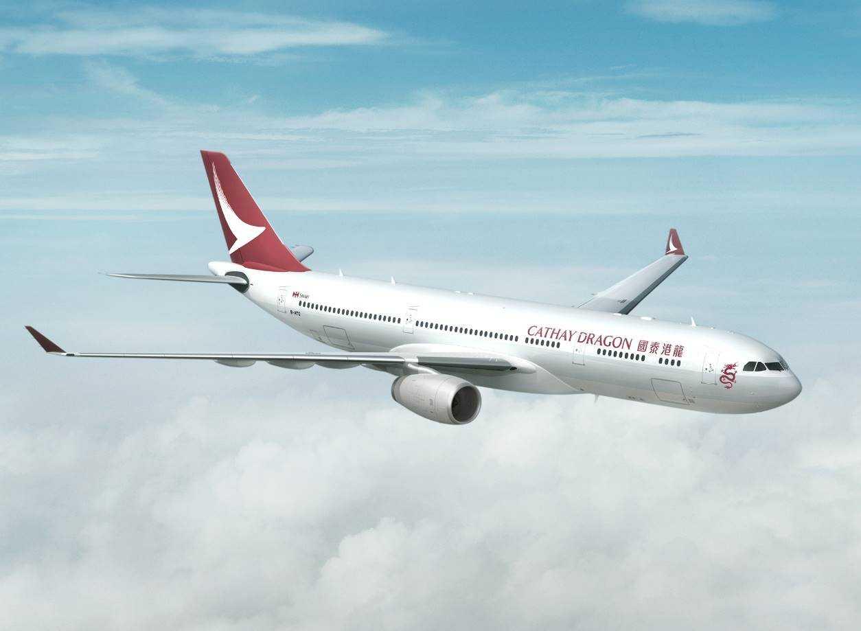 迎接新時代 港龍航空品牌革新為「國泰港龍航空」-欣飛行-欣傳媒旅遊頻道