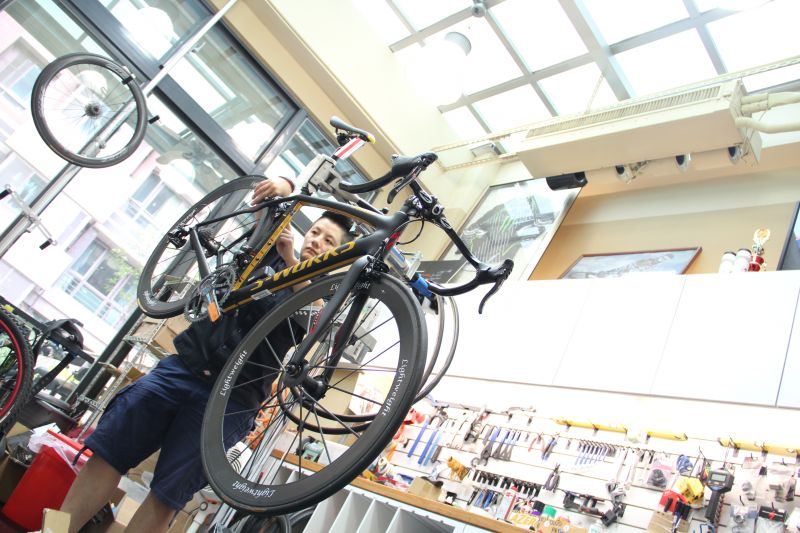 技術強權的SPECIALIZED臺中概念店-欣單車-單車讓生活更精采-欣傳媒運動頻道