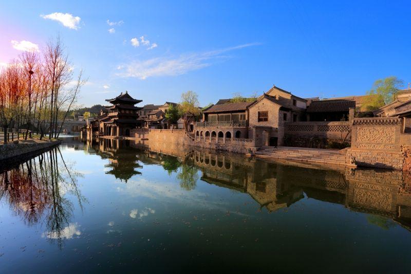 美麗烏鎮升級版-北京古北水鎮-欣中國-欣傳媒旅遊頻道