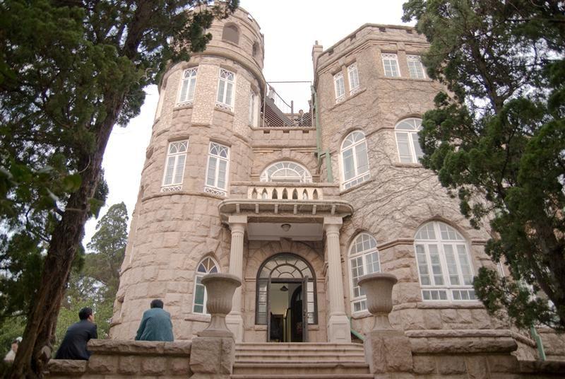 [山東青島]蔣介石與宋美齡的私家別墅 八大關花石樓-欣中國-欣傳媒旅遊頻道