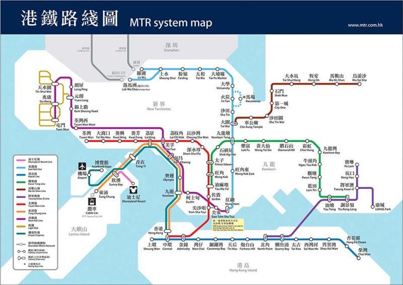 香港交通攻略 從機場到市區三大選擇-欣中國-欣傳媒旅遊頻道