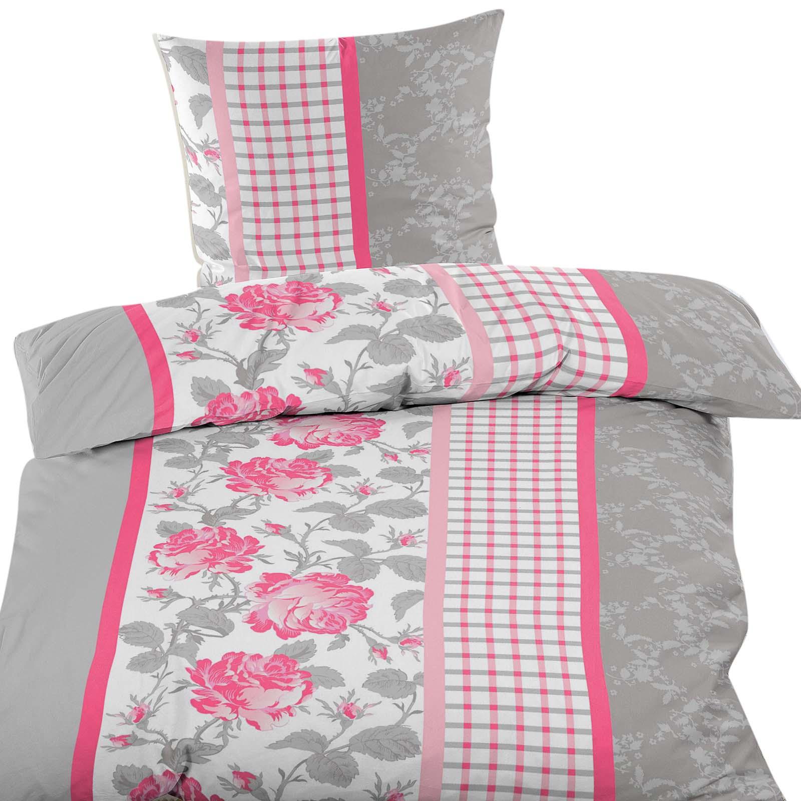 kalte bettw sche time to relax biber bettw sche airvault kariert. Black Bedroom Furniture Sets. Home Design Ideas