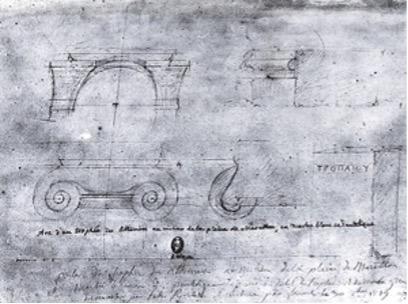 Fauvel drawing