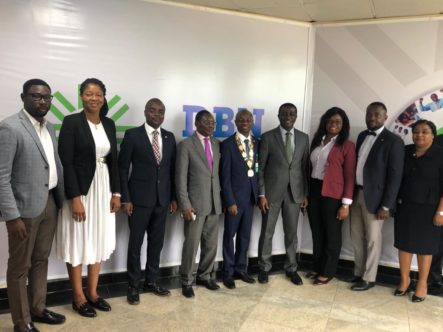 ICSAN Courtesy Visit to Development Bank