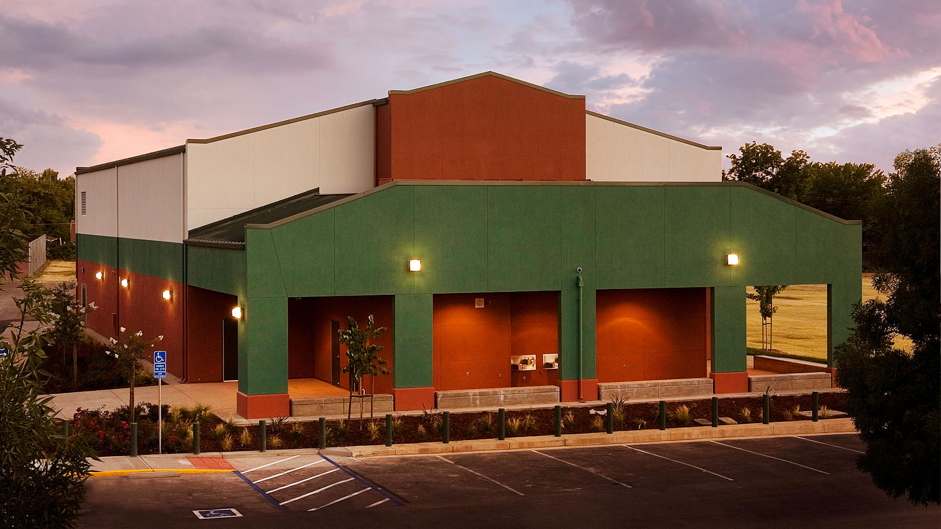 Mesa Verde High School  Innovative Construction Services