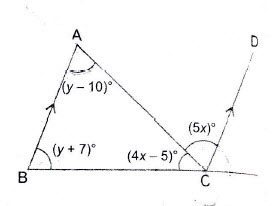 Class 8: Triangles – Exercise 30A