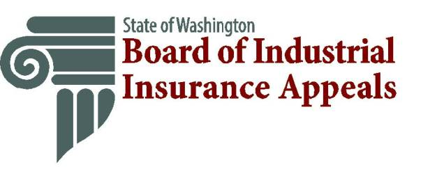 Board of Industrial INsurance Appeals Logo