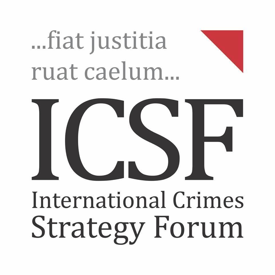 International Crimes Strategy Forum (ICSF)