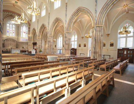 Modern And Traditional Church Seats Ics Church Furnishers