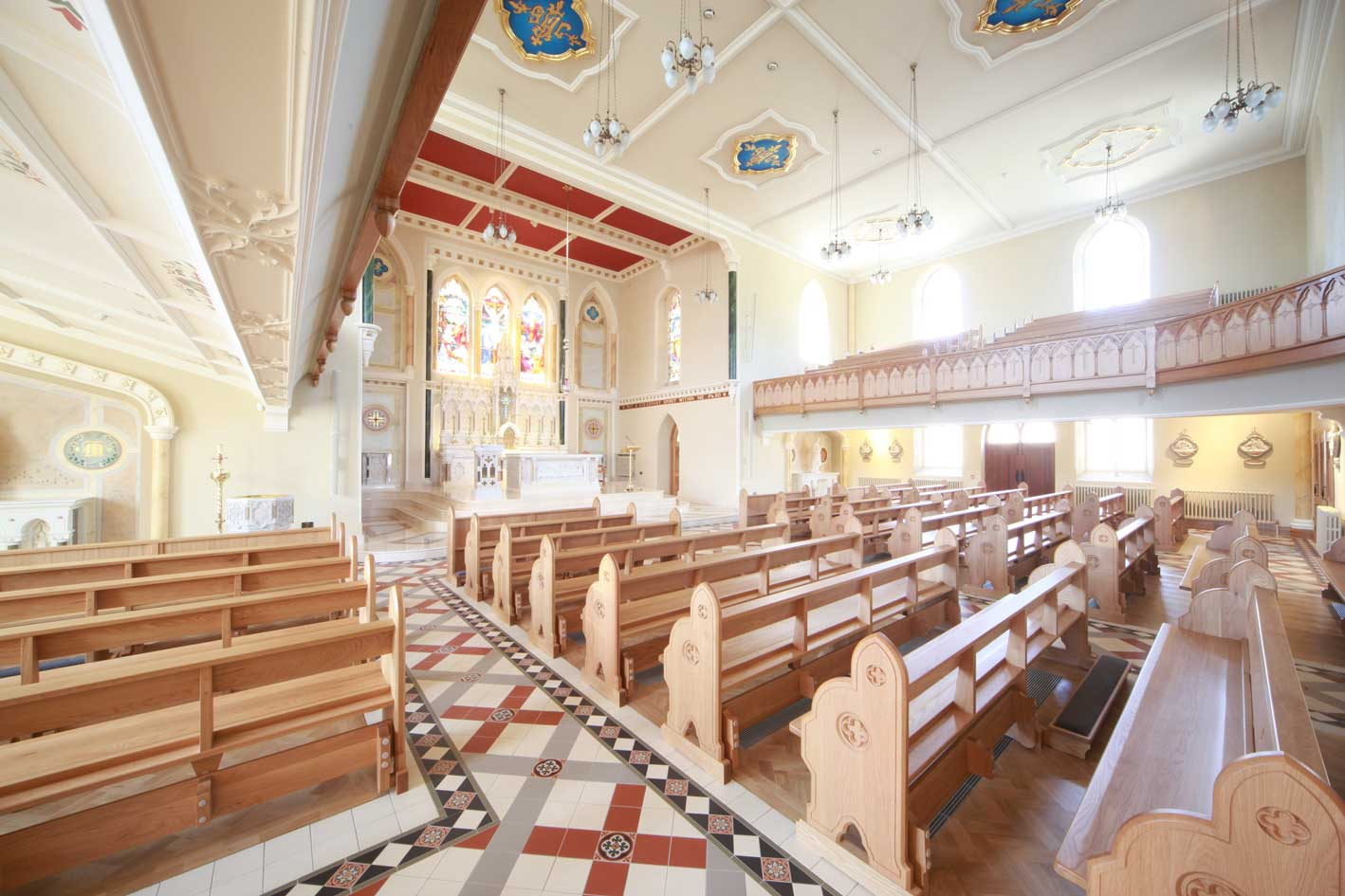 church chairs with kneelers chair covers jysk traditional and modern benches ics furnishers