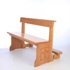 Wooden Church Choir Chairs Zipped Folding Chair Traditional Modern Benches Ics Furnishers Bench Pew All Engravings Bespoke Design Kneeler Front View