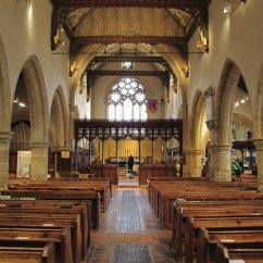 Wooden Chairs Images Deck Uk Holy Trinity Church, Cuckfield, | Ics Church Furnishers