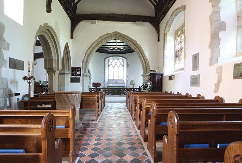 St James Church Finchampstead UK ICS Church Furnishers